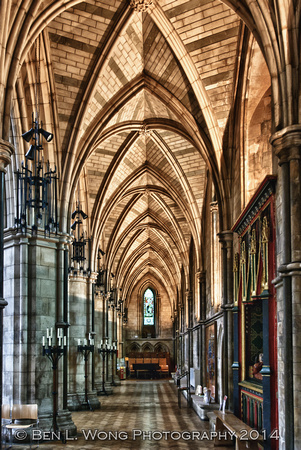Southwark Cathedral #1, London